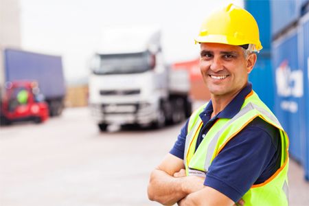 Unser Service - alles für einen effizienten und sicheren Transport.